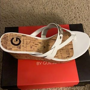 Guess Women's wedge sandals